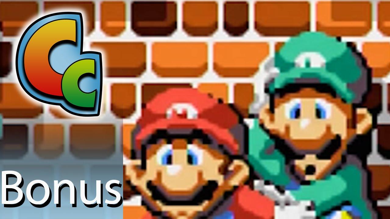 Mario Luigi Superstar Saga Bonus Episode