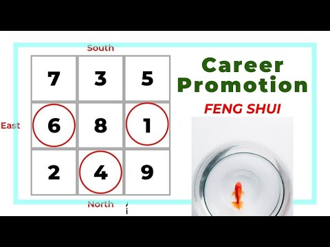 Feng Shui Fish Tank And Power Seating Direction For Promotion And Career Luck
