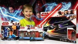 Star Wars Force Link! - Zabawki z filmu Gwiezdne Wojny: Ostatni Jedi