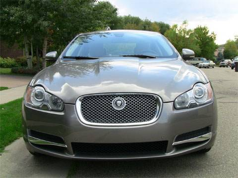 2010 jaguar xf premium review youtube. Black Bedroom Furniture Sets. Home Design Ideas