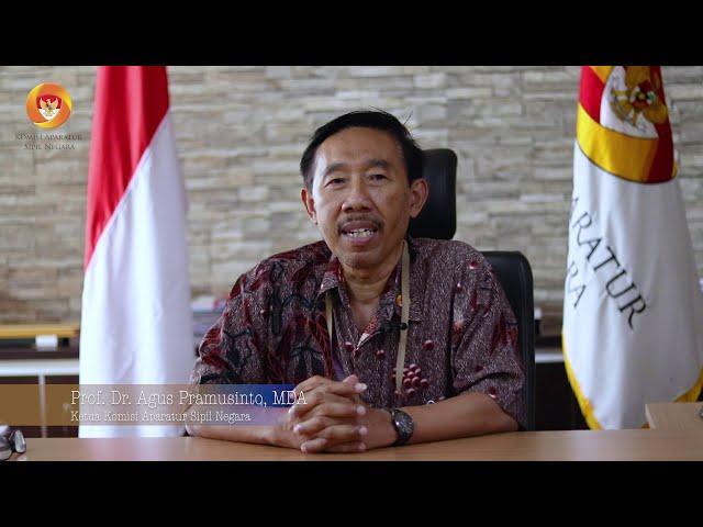 Ketua KASN Mengucapkan Selamat Dies Natalis IPDN ke-65