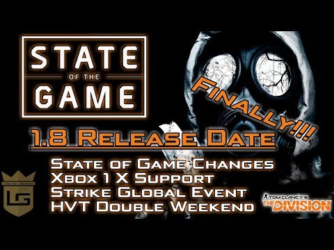 State Of The Game 16th November - Simplified