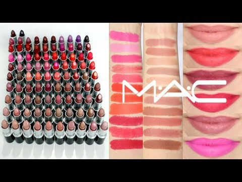 mac-lipstick-collection-2019-+-lip-swatches-||-beauty-with-emily-fox