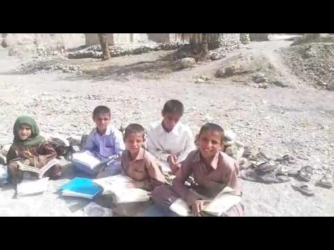 مدرسه ای که کپری هم نیست ، شهرستان قصرقند ، سیستان و بلوچستان