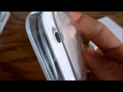 Apple iPhone 5 Unboxing (Virgin Mobile)