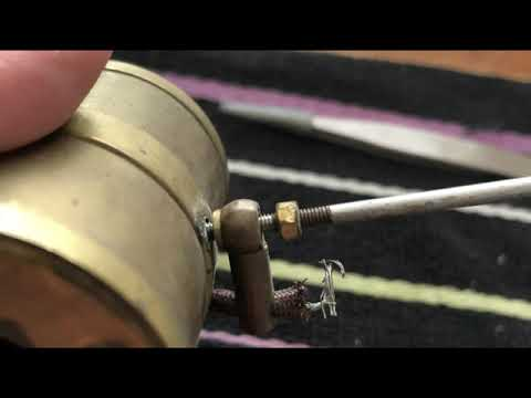 Bulle Clock Restoration