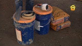 Гидроизоляция погреба в гараже. Рекомендации специалиста // FORUMHOUSE(, 2014-04-17T12:35:47.000Z)