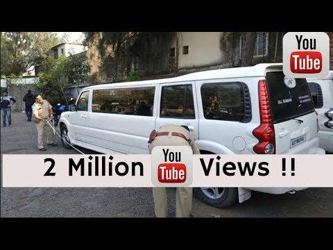 Indian limousine car