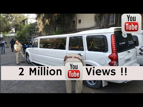 Indian Limousine Car Youtube