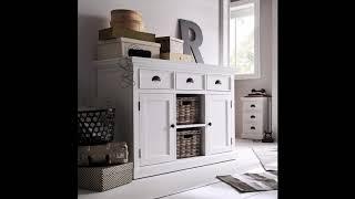 Halifax White Furniture Collection