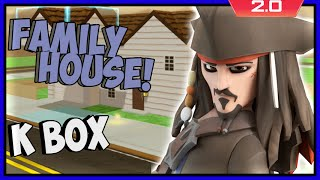 Disney Infinity 2 Toy Box Adventures! Surban Development  W/ Jack Sparrow (hd)