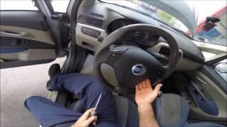 Smontaggio Airbag Fiat Grande Punto