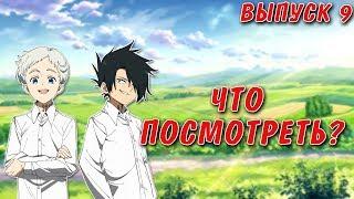 Какое аниме посмотреть? Выпуск #9