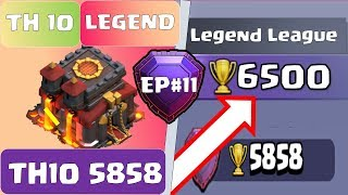 TH10 LEGEND Guide Full - TH10 Attack Strategy - COC 2019