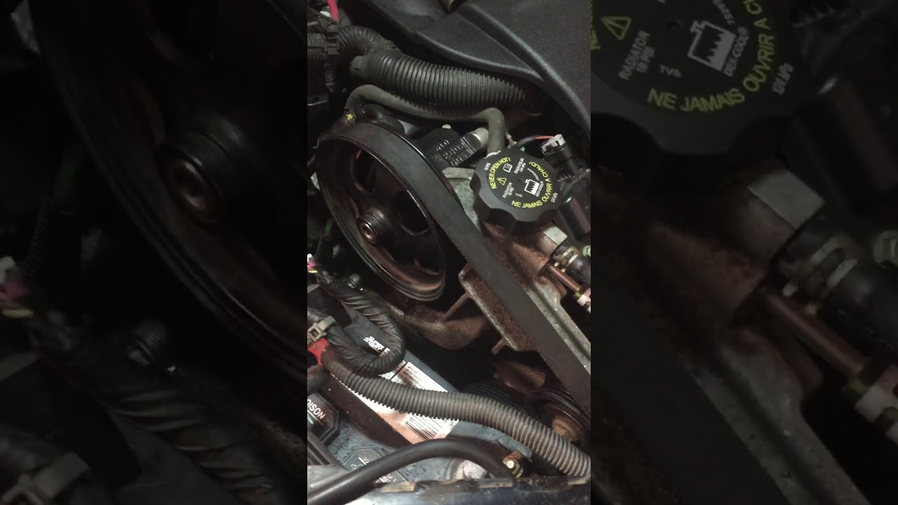 small resolution of 2009 chevrolet impala ss 5 3l engine belt removal belt tensioner removal solution