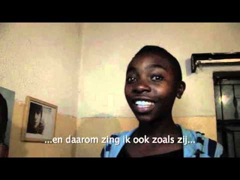 Tanzania: Hiphop. Mary vertelt over haar leven