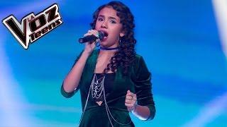 Estefany canta 'Libre' | Semifinal | La Voz Teens Colombia 2016