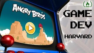 Angry Birds Coding Tutorial - CS50's Intro to Game Development