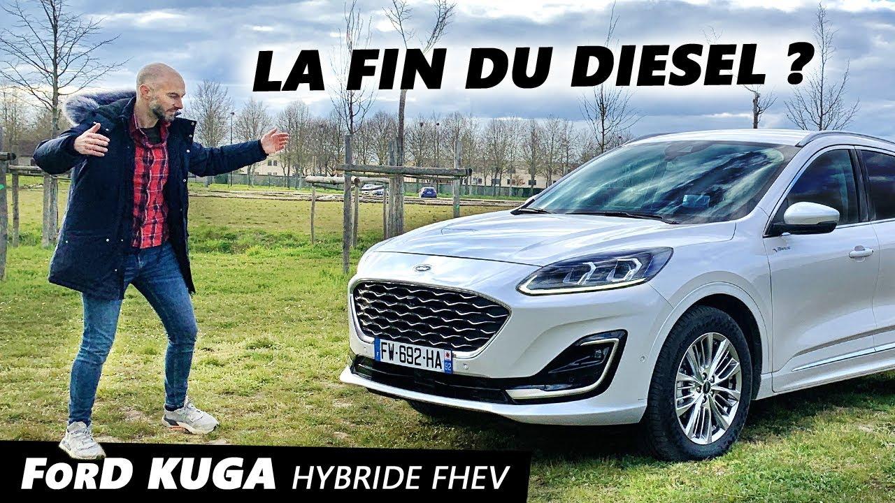 Download Essai FORD KUGA FHEV, un Hybride pas comme les autres ? (1000 KM d'autonomie)