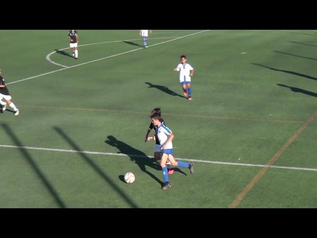 Vídeo resumen del Partido entre el Benjamín C del At. Benidorm y el campeón de liga el Villajoyosa