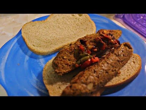 Momdre Teaches You How to Make Seitan Sausage
