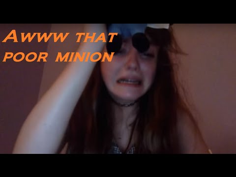 I hate minions so much reaction