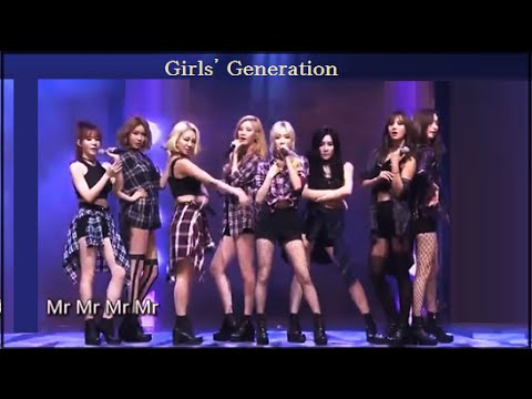 [1080p] 150831 [SNSD] / [Full] Tencent K‐POP Live Music