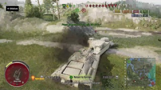 World of tanks Console with o Ultimate I