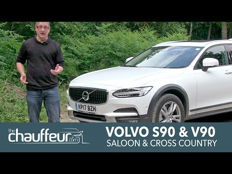 Volvo S90 and V90 Cross Country Review | TheChauffeur.com