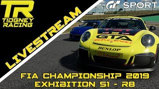 [GT Sport Livestream] - 3k Challenge #2 || FIA 2019 Exhibition Season 1 - R8