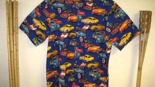 Hawaiian Shirts by Laguna Bing