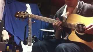 Blackstreet - Don't Leave Me Girl (acoustic instrumental cover)