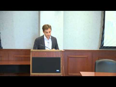 Lecture of Opportunity | Evan Osnos: China in the Age of Ambition