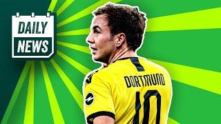 Transfer News: Götze muss Dortmund verlassen! Zaha zum FC Bayern?! Hoffenheim will neuen Stürmer!