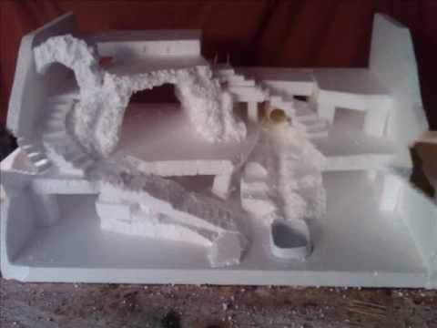 How To Make A Christmas Crib