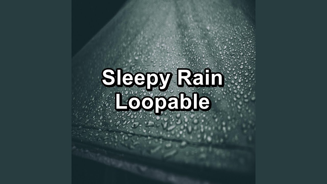 Medium Rain and Nature Sounds To Loop for 10 Hours
