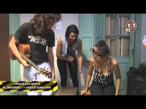 TV y Punto - A Cara Lavada con Jimena Grandinetti: Más de Open Blues Nights