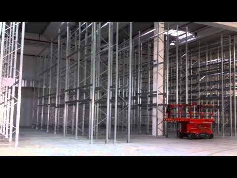 Scaffalature industriali Solog Group