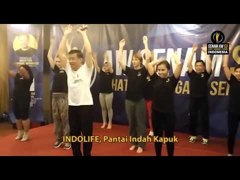 Video Kompilasi Senam AW S3 (Sehat, Semangat. Senang)