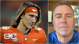 Kirk Herbstreit reacts to Trevor Lawrence's tweets about wanting to play | SportsCenter
