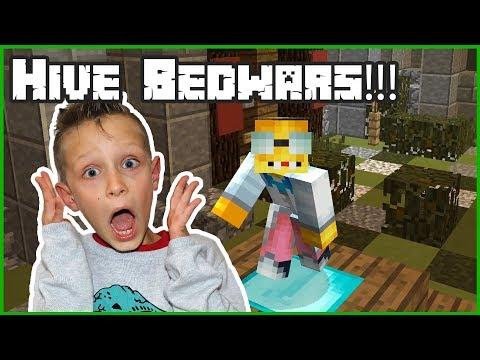 HIVE BEDWARS!!!