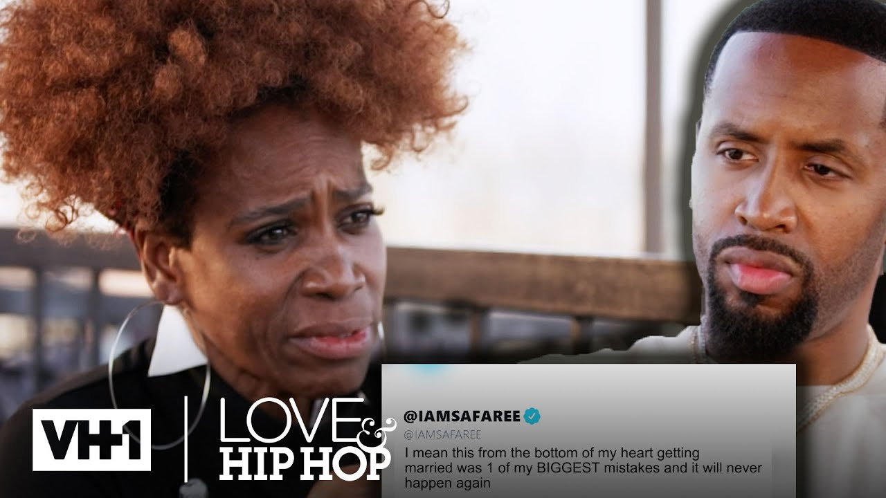 Safaree's Mom Gives Her Son Some TOUGH Love! | Love & Hip Hop Atlanta