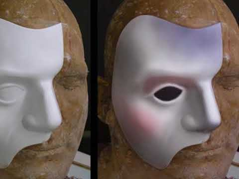 The Phantom of The Opera Brazil, Mask & Prosthetics ELCARIMAT FX