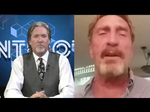 John McAfee Explains the Panama Papers Leak & Government Corruption