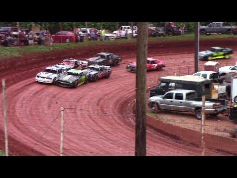 Winder Barrow Speedway Street Stock Feature Race 5/19/18
