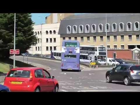 Colchester Bus divert 6 June 2016