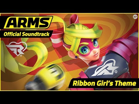 ARMS Official Soundtrack: Ribbon Girl's Theme