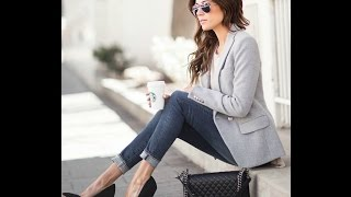 How To Style Your Blazer And Jeans