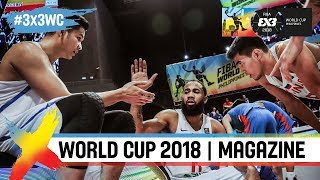 The biggest and loudest FIBA 3x3 World Cup yet! | Magazine | FIBA 3x3 World Cup 2018