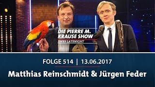Die Pierre M. Krause Show vom 13.06.2017